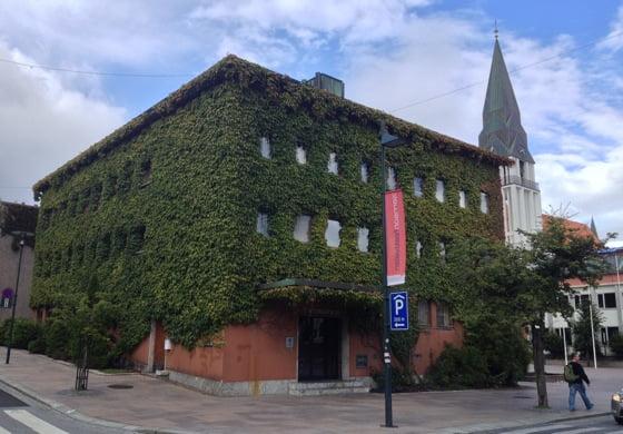 Molde town centre
