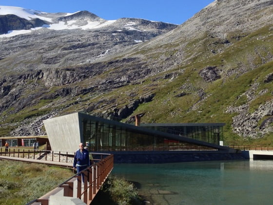 Trollstigen Visitors Centre
