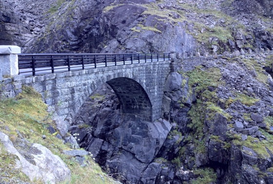 Bridge at Trollstigen