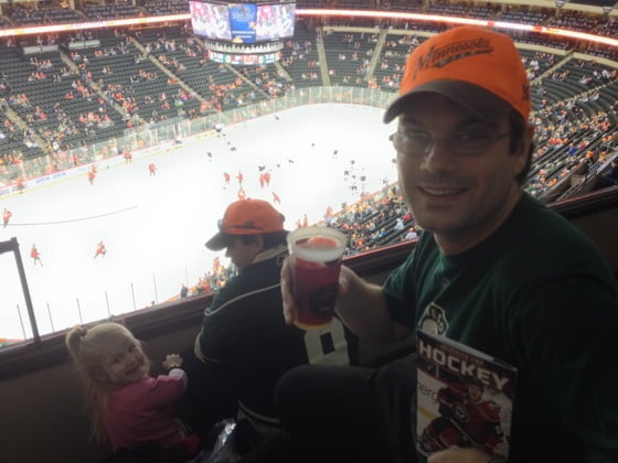 Me at the Wild!
