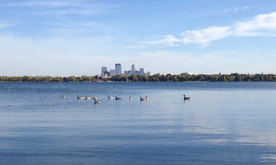 Lake Calhoun, Minneapolis