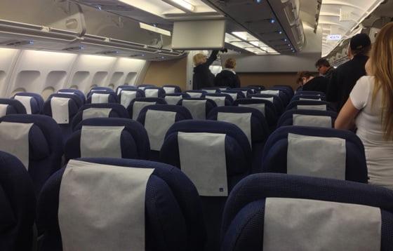 SAS Chicago to Stockholm