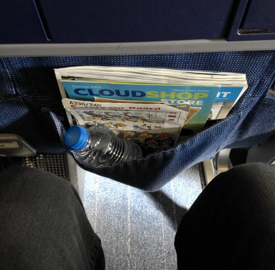 Legroom SAS long-haul