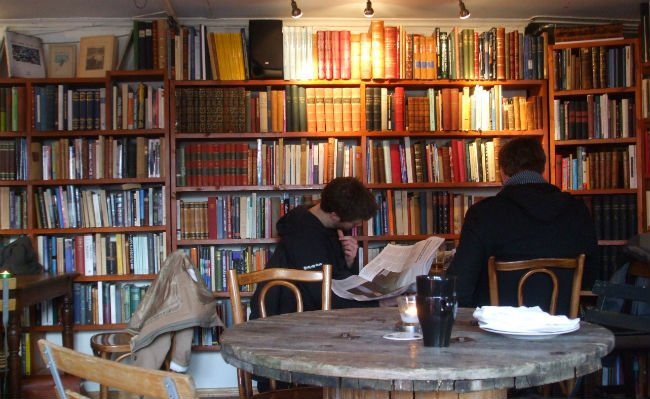 Antikvariatet Book Bar