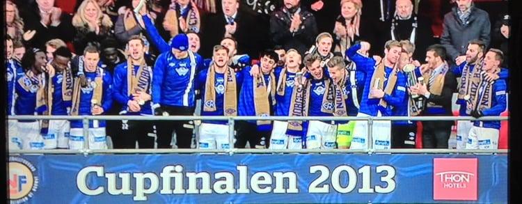 Molde Cup Final Winners