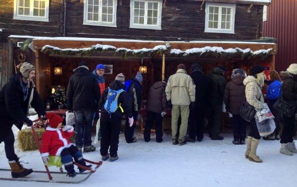 Røros Christmas Market