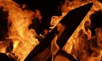 Fires in Norway