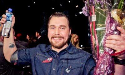 Carl Espen Norway Eurovision