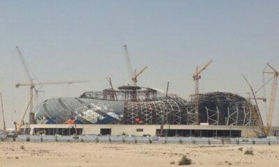 Lusail City 2022 Stadium