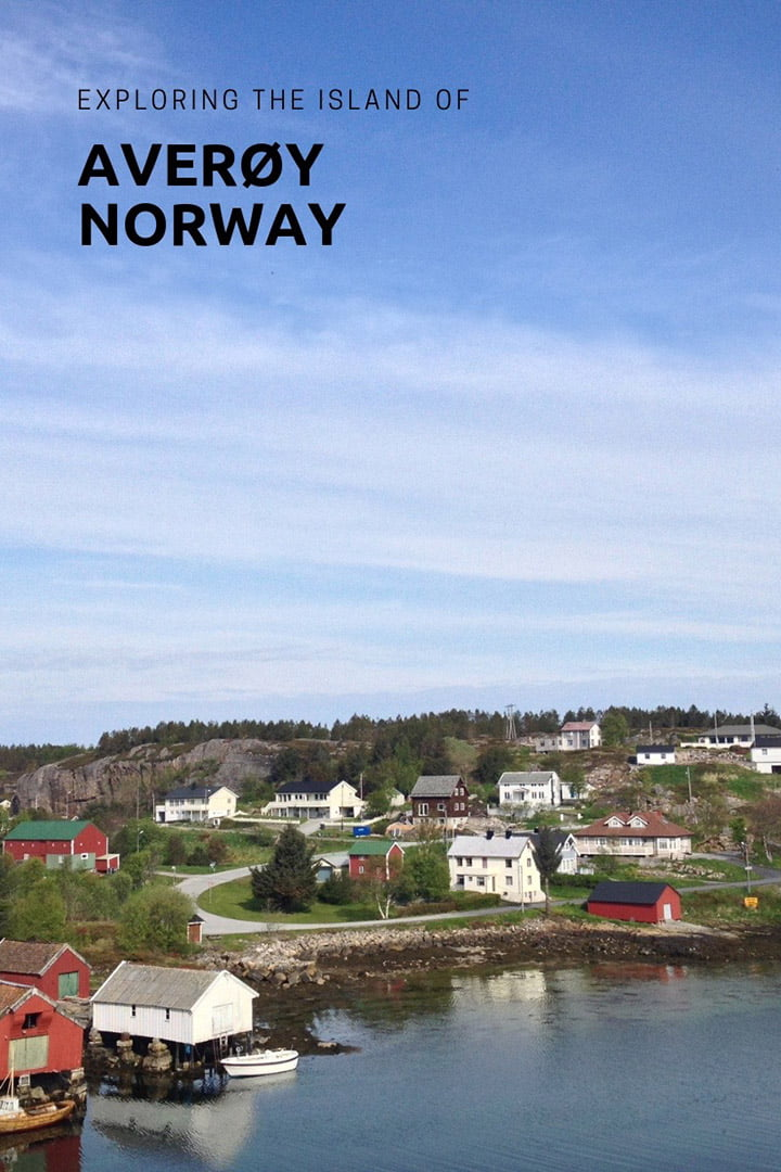 Averøy island in Norway is a peaceful stop-off on the way to the Atlantic Road