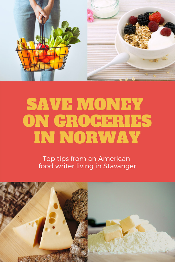 How to save money when buying groceries in Norway
