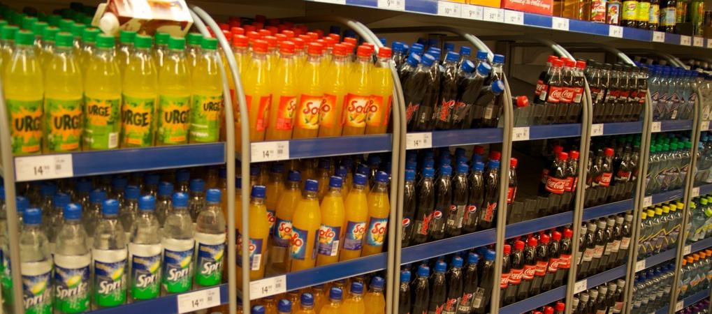 Norwegian Supermarket