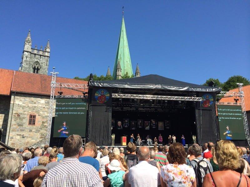 Olavsfestdagene Trondheim 2014