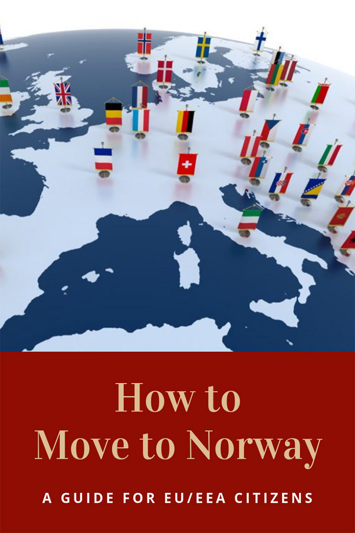 How to move to Norway from Europe: A guide for EU/EEA citizens