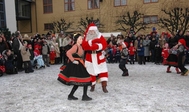 Oslo Folk Museum Christmas