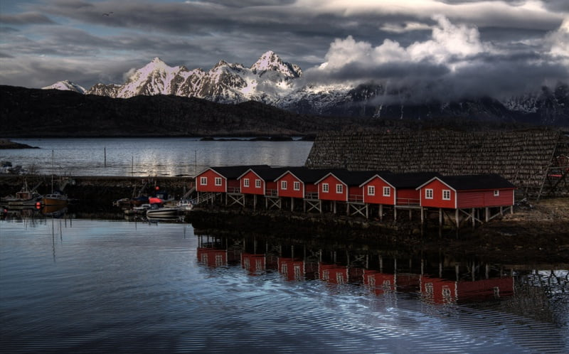 Svolvær, Lofoten