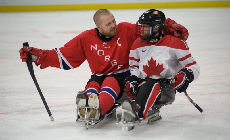 Norway-Canada friendship