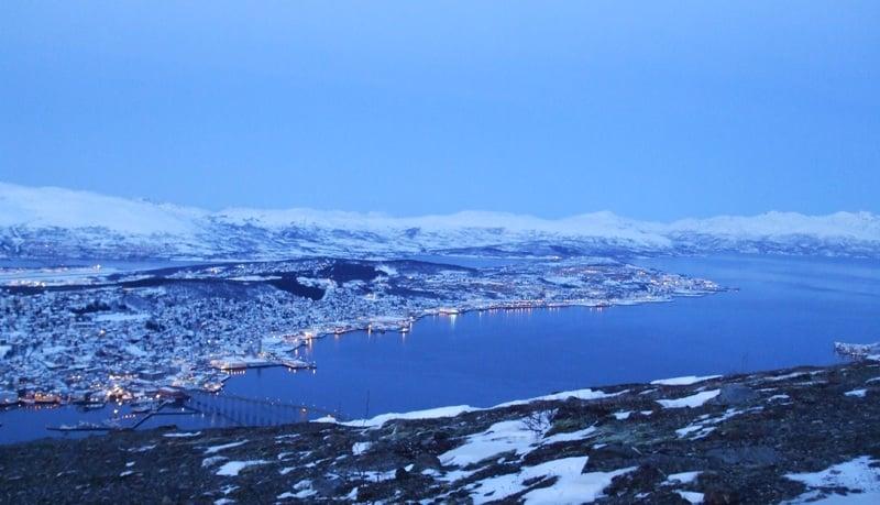Tromsø in winter