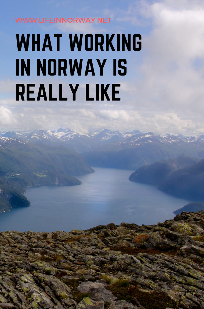 What working in Norway is really like? One American expat living in Trondheim shares his thoughts.
