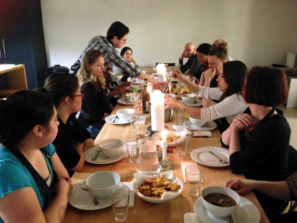 Social eating in Stavanger