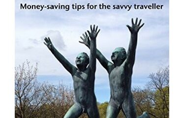 Oslo on a Budget book cover: Money-saving tips for the savvy traveller visiting the Norwegian capital.