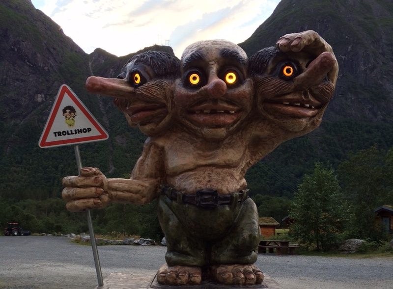The Mythology Of Norwegian Trolls