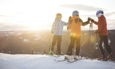 Best skiing in Norway