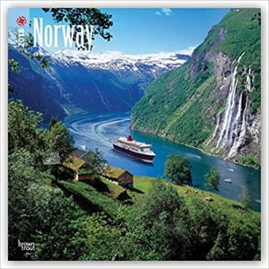Norway 2018 calendar