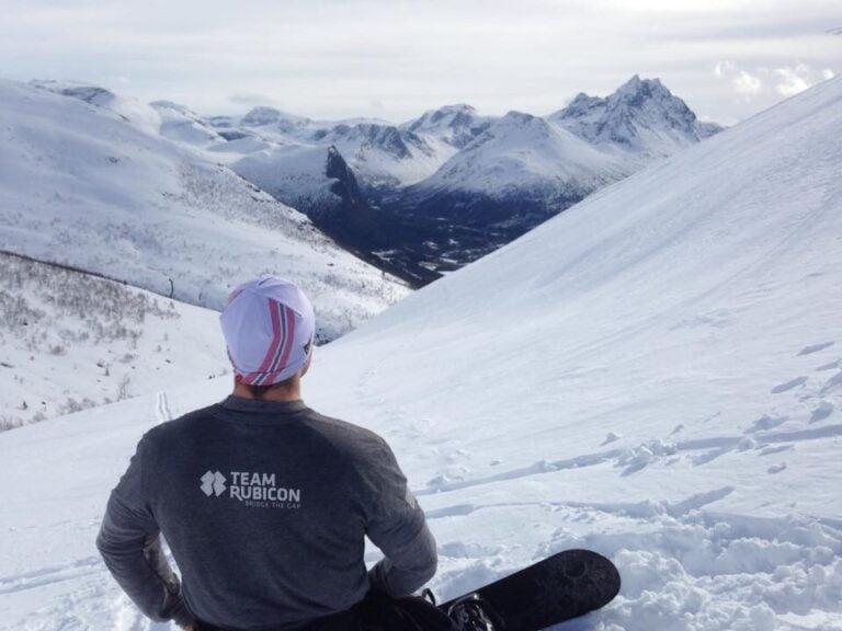 Love Winter in Norway