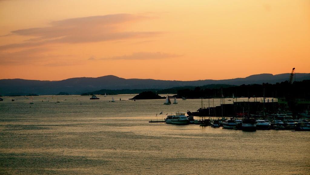 Oslofjord Norway