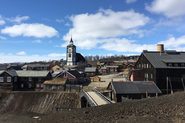 Røros: The History of a Mining Town