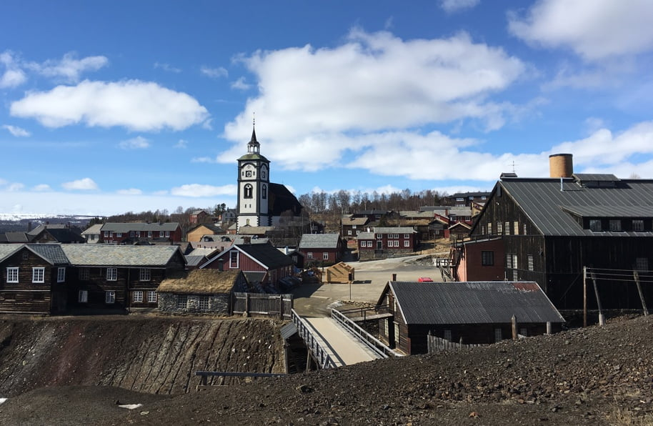 History of Røros