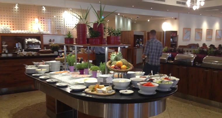 Scandinavian Breakfast Buffet