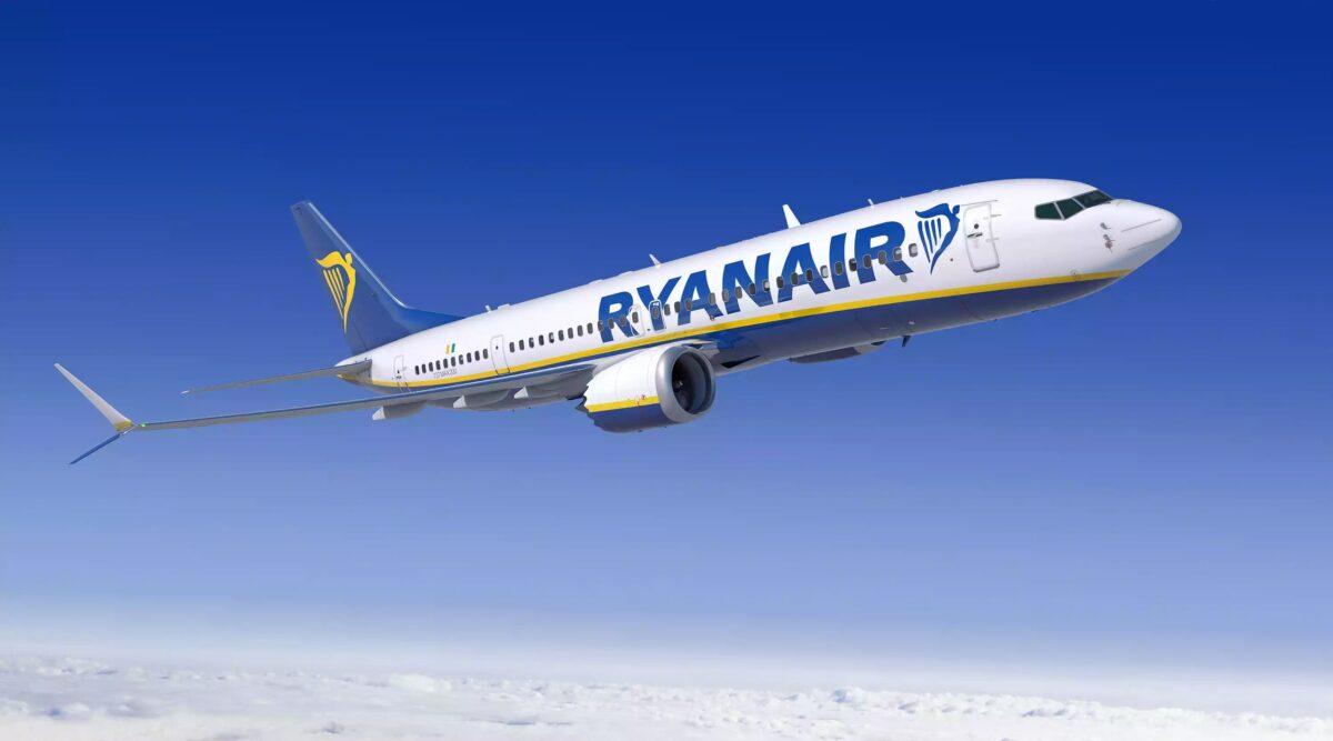 Ryanair Moss