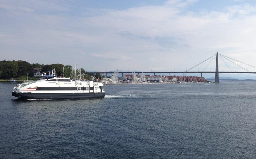Transport Stavanger