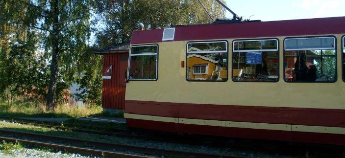 Trondheim Tramway