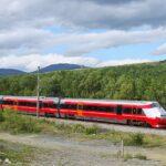The Oslo to Ski Railway Project