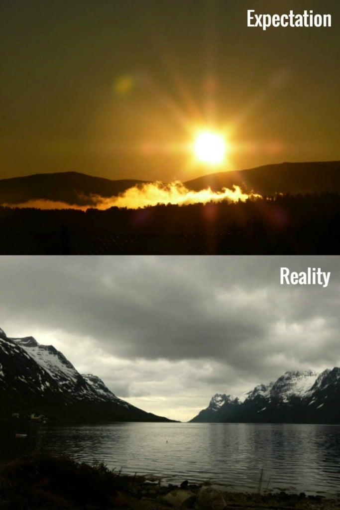 Summer in Arctic Norway