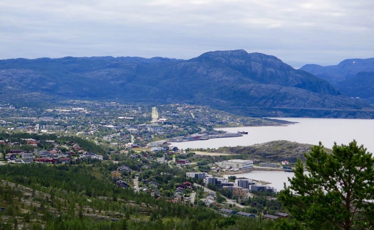 Alta cityscape