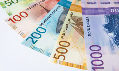 New Norwegian banknote series