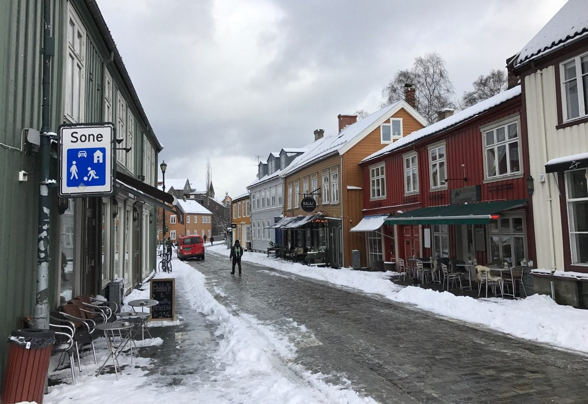 Bakklandet