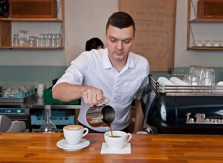 Coffee by Tim