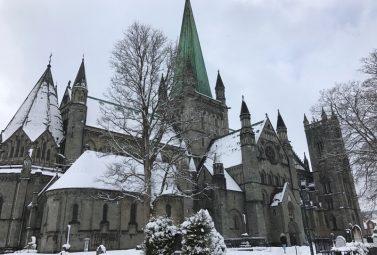 Trondheim's Nidaros Cathedral
