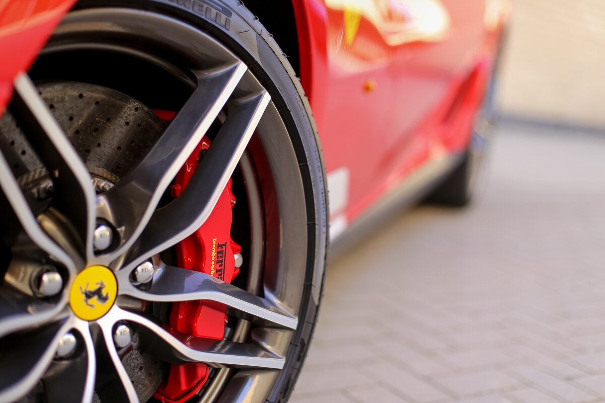Ferrari in Oslo