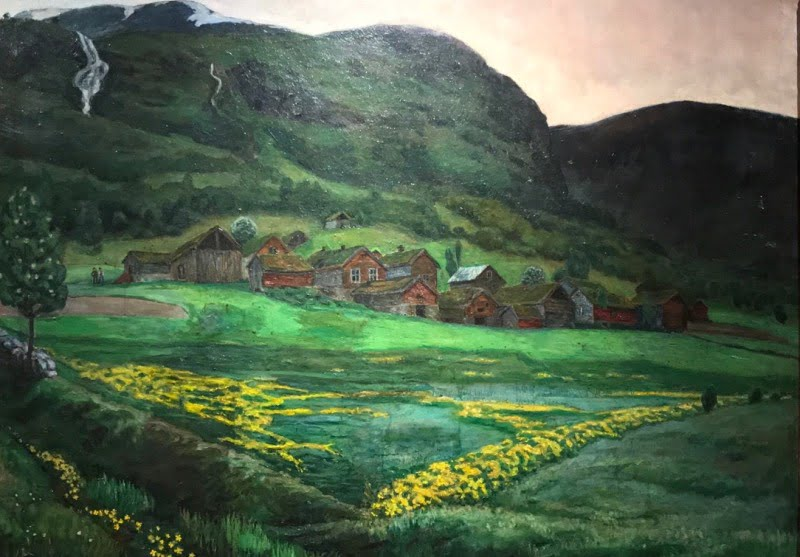 A typical Astrup landscape