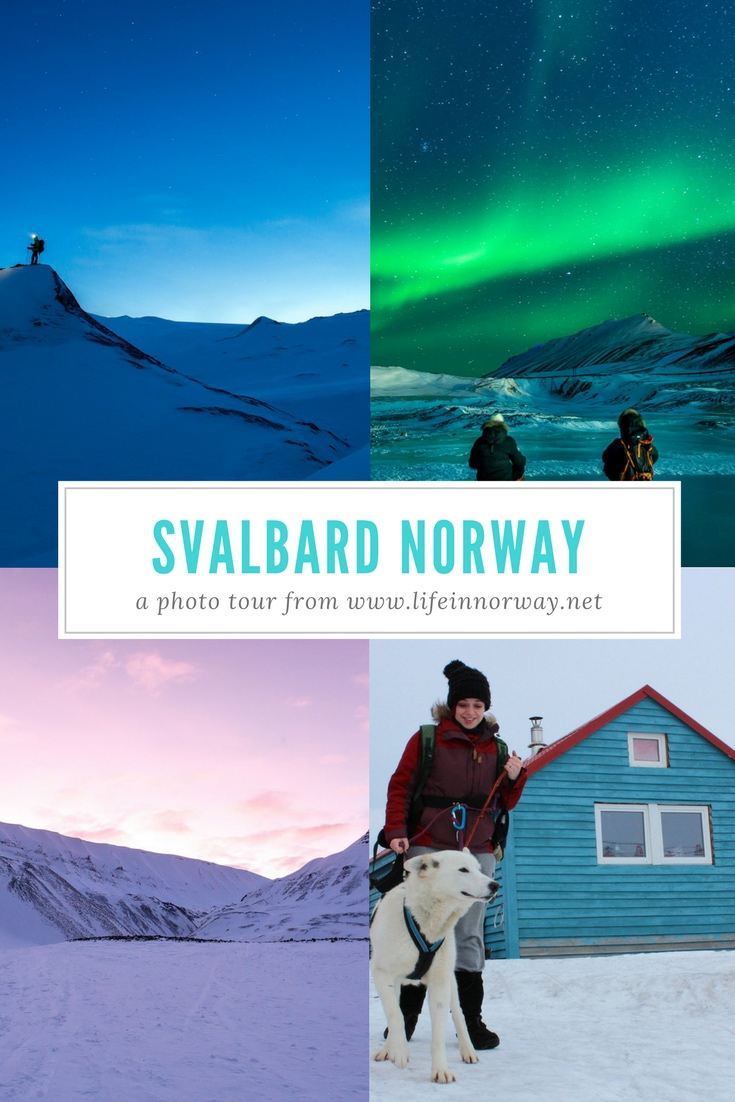 Incredible photos from Svalbard: The Arctic archipelago between Norway and the North Pole.