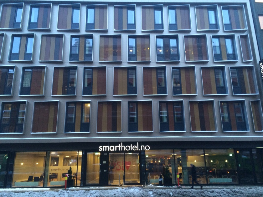 Smarthotel in Oslo, Norway
