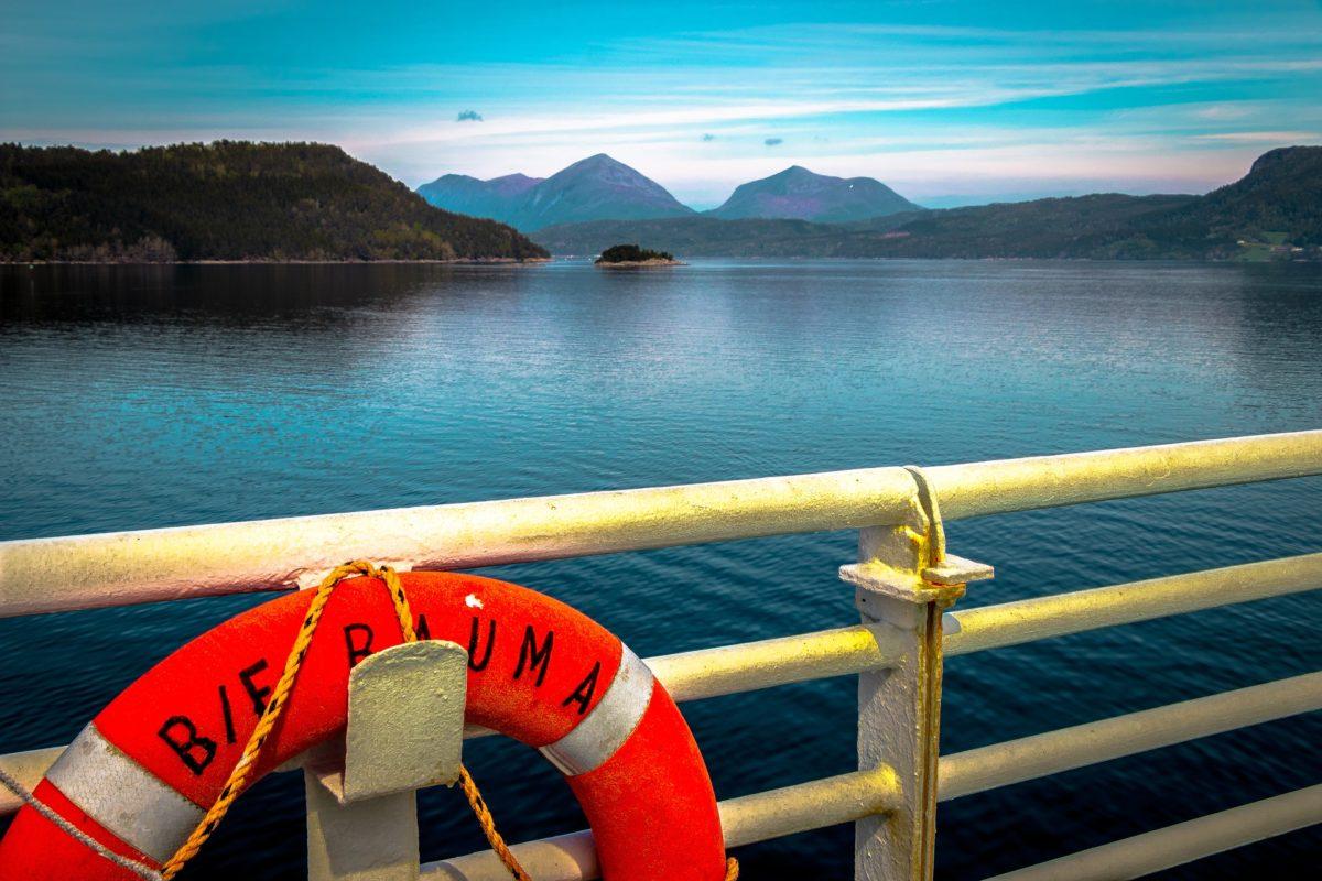 Fjord trip
