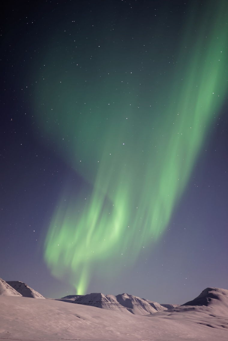 Nordlys i norge