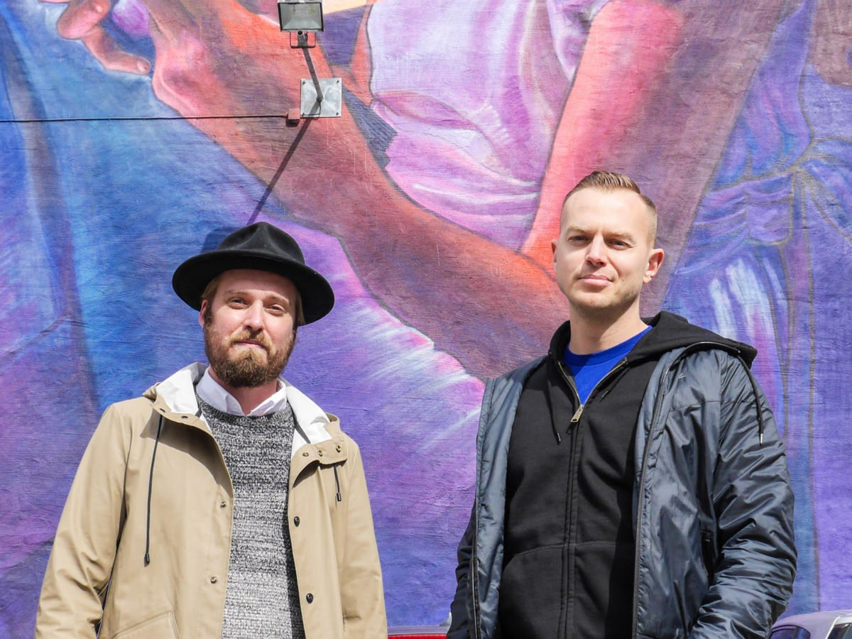 Street art Norway Sweden